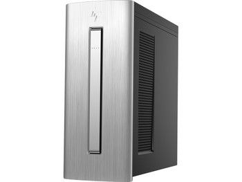 HP ENVY Desktop 750-625Rz - Ryzen 3 - 3.10GHz, 8GB RAM, 1TB HDD, RX550 4GB