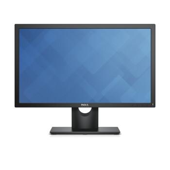 "DELL E Series E2216HV LED display 54.6 cm (21.5"") Full HD Flat Matt Black"
