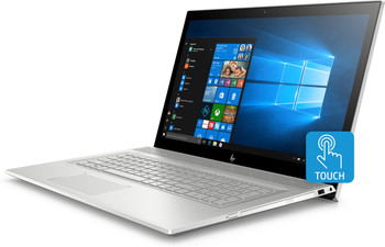 "HP ENVY 17M-BW0013DX - Intel Core i7 – 1.80GHz, 12GB RAM, 1TB HDD + 16GB Optane, GeForce MX150 2GB, 17.3"" Touchscreen"