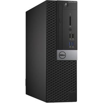 Dell Optiplex 5050 SFF - Intel i5 - 3.40GHz, 8GB RAM, 500GB HDD, Radeon R5 430 2GB, Windows 10 Pro