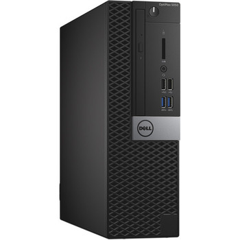 Dell Optiplex 5050 SFF - Intel i5 - 3.40GHz, 8GB RAM, 500GB HDD, Radeon R5 430 2GB, Windows 10 Pro
