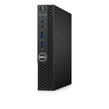 Dell Optiplex 3050 Micro - Intel i3 - 3.40GHz, 4GB RAM, 128GB SSD, Windows 10 Pro
