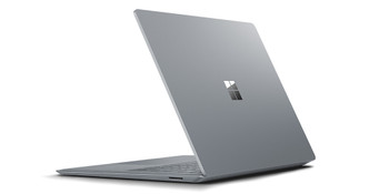 "Microsoft Surface Laptop – Intel M3, 4GB RAM, 128GB SSD, 13.5"" Touchscreen, Windows 10S, Platinum"