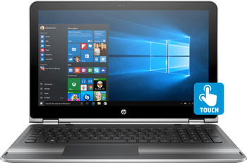 "HP Pavilion X360 – 15-BK168CL - Intel Core i3 – 2.40GHz, 8GB RAM, 1TB HDD, 15.6"" Touchscreen"