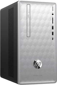 HP Pavilion Desktop 590-p0070 - Intel i7 - 3.20GHz, 12GB RAM, 1TB HDD