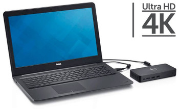 DELL USB 3.0 Ultra HD Triple Video Docking Station