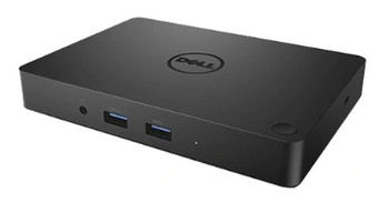 DELL 452-BDDU notebook dock/port replicator USB 3.0 (3.1 Gen 1) Type-A Black