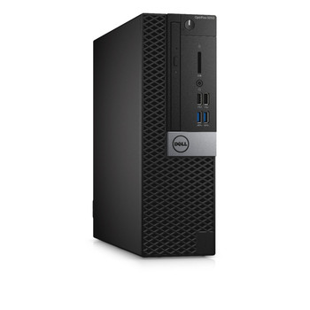 Dell Optiplex 5050 SFF - Intel i5 - 3.40GHz, 8GB RAM, 256GB SSD, Windows 10 Pro