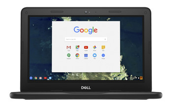 "Dell Chromebook 11 5190 - 11.6"" Touchscreen, Intel Celeron, 4GB RAM, 32GB SSD"
