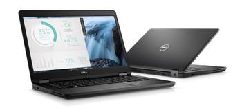 "Dell Latitude 5480 Notebook - 14"" Touchscreen, Intel i5 - 2.60GHz, 8GB RAM, 256GB SSD, Windows 10 Pro"
