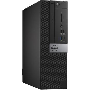 Dell Optiplex 7050 SFF - Intel i5 -3.40GHz, 8GB RAM, 500GB HDD, Windows 10 Pro