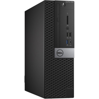 Dell Optiplex 7050 SFF - Intel i5 -3.40GHz, 8GB RAM, 500GB HDD, Windows 10 Pro