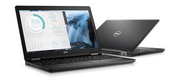 "Dell Latitude 5580 Notebook - Intel i5 - 2.50GHz, 8GB RAM, 500GB HDD, 15.6"" Display, Windows 10 Pro"