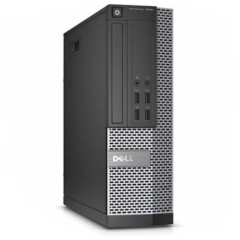 Dell OptiPlex 7010 SFF - Intel i7 -3.40GHz, 8GB RAM, 500GB HDD, Windows 10 Pro