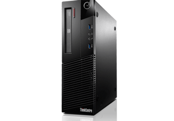 Lenovo ThinkCentre M93p SFF - Intel i7 - 3.40GHz, 16GB RAM, 240GB SSD, Windows 10 Pro