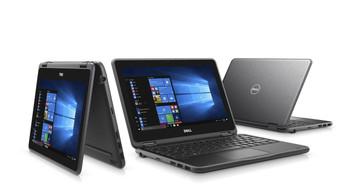 "Dell Latitude 3189 – Intel Pentium, 4GB RAM, 128GB SSD, 11.6"" Touchscreen, Windows 10 Pro"