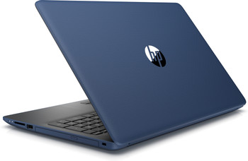"HP Laptop 15-da0024cl - 15.6"" Touch, Intel i3 - 2.20GHz, 12GB RAM, 1TB HDD, Blue"