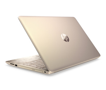 "HP Laptop 15-da0010cy - 15.6"" Touch, Intel i3 - 2.20GHz, 8GB RAM, 1TB HDD, Office 365, Rose Gold"