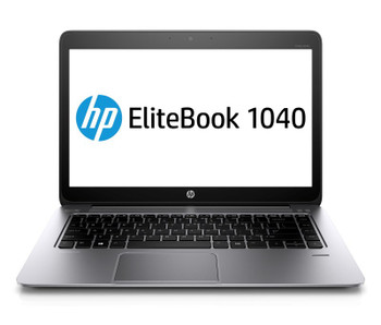 "HP EliteBook 1040 G4 – Intel Core i5 – 2.50GHz, 8GB RAM, 256GB SSD, 14"" Display, Windows 10 Pro"