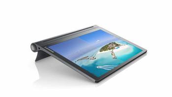 "Lenovo Yoga Tab 3 Plus Tablet - Quad Core Processor, 3GB RAM, 32GB SSD, 10.1"" Touchscreen, Android 6.0"
