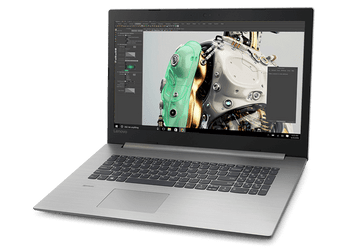 "Lenovo ideapad 330-17ICH Notebook - 17.3"" Display, Intel i7 2.20GHz, 16GB RAM, 1TB HD, GTX1050 4GB"