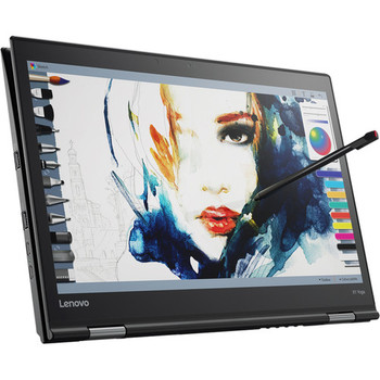 "Lenovo ThinkPad X1 Yoga Convertible - Intel Core i5 – 2.50GHz, 8GB RAM, 180GB SSD, 14"" Touchscreen + Pen, Windows 10 Pro"