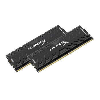 Kingston HyperX 32GB 3333MHz DDR4 Cl16 DIMM (Kit of 2) Memory Modules