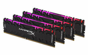 Kingston HyperX Predator 32GB 3200MHz DDR4 32GB 3200MHz DDR4 Cl16 DIMM (Kit of 4) Memory Modules