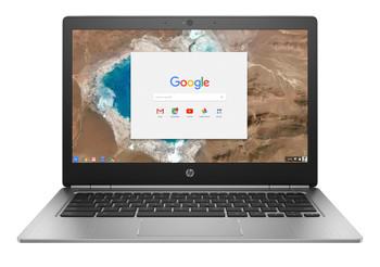 "HP Chromebook 13 G1 - Intel Core M5 6Y57, 8GB RAM, 32GB SSD, 13.3"" QHD+ Display"