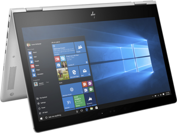 "HP EliteBook X360 1030 G2 – Intel Core i5 – 2.60GHz, 8GB RAM, 256GB SSD, 13.3"" Touchscreen, Windows 10 Pro"