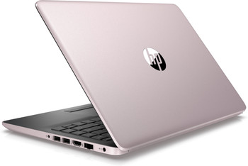 "HP Laptop 14-cf0012ds -14"" Display, Intel Celeron, 4GB RAM, 64GB HD, Pink"