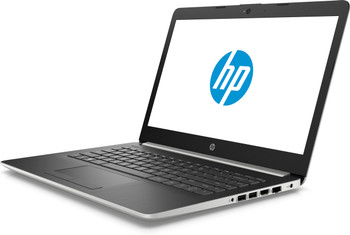 "HP Laptop 14-cm0012nr -14"" Display, AMD E2, 4GB RAM, 32GB SSD, Silver"