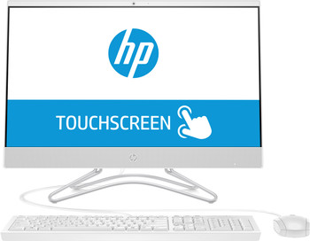 "HP All-in-One 24-f0035se - 23.8"" AIO PC, Intel i5 - 1.70GHz, 8GB RAM, 1TB HDD, White"