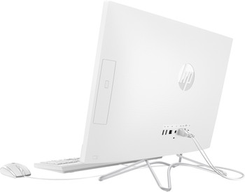 "HP All-in-One 24-f0035se - 23.8"" Touch, Intel i5 - 1.70GHz, 8GB RAM, 1TB HDD, White"
