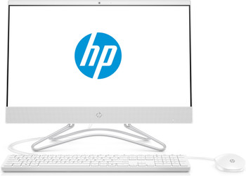 "HP All-in-One 22-c0036 - 21.5"" Display, AMD A6 - 2.60GHz, 4GB RAM, 1TB HDD"