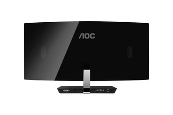"""AOC Style-line C3583FQ 88.9 cm (35"""") QXGA LED Curved Black Computer Monitor"""