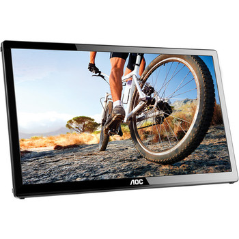 "AOC E1759FWU 17.3"" USB-Powered LCD Monitor"