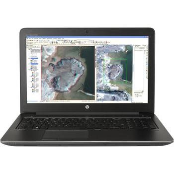 "HP ZBook 15 G3 – 15.6"" WorkStation - Intel i7 - 2.60GHz, 16GB RAM, 512GB SSD, Quadro M2000M 4GB, W7P / W10P"