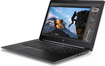 "HP ZBook 15 G4 – 15.6"" WorkStation - Intel i5 - 2.50GHz, 8GB RAM, 256GB SSD, Windows 10 Pro"