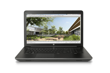 "HP ZBook 17 G3 WorkStation | Intel i7 - 2.60GHz, 8GB RAM, 256GB SSD, Quadro M1000M 2GB, 17.3"" Display, W7P / W10P"
