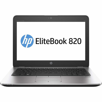 "HP EliteBook 820 G3 | Intel i7 – 2.60GHz, 8GB RAM, 256GB SSD, 12.5"" Display, Windows 10 Pro"