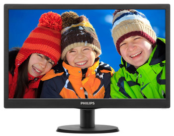 Philips 19.5in LCD Computer Monitor 203V5LSB2