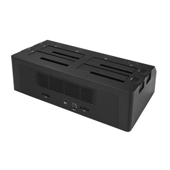 4-Bay SATA HDD Docking Station