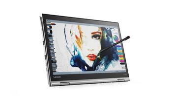 "Lenovo ThinkPad Yoga 370 - Intel i7 – 2.80GHz, 8GB RAM, 256GB SSD, 13.3"" Touchscreen + Pen, Windows 10 Pro, Silver"