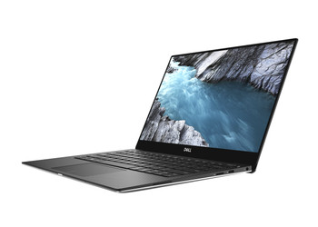 """Dell XPS 13 9370 Notebook - 13.3"""" Touch, Intel i7, 8GB RAM, 256GB SSD, Silver"""