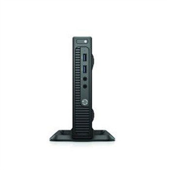 HP 260 G2 Mini Desktop - Intel Celeron 1.60GHz, 4GB RAM, 500GB HDD, Windows 10 Pro