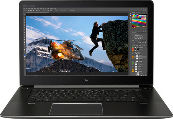 "HP ZBook Studio G4 – 15.6"" Display - Intel i7 - 2.80GHz, 8GB RAM, 256GB SSD, Quadro M1200 4GB, Windows 10 Pro"