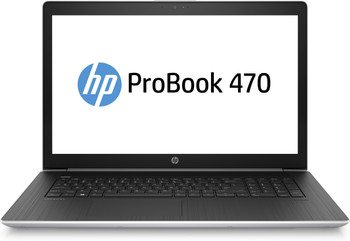 "HP ProBook 470 G5 | Intel Core i7 - 1.80GHz, 8GB RAM, 1TB HDD, 17.3"" Display, Windows 10 Pro"