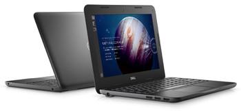 "Dell Latitude 3190 – Intel Pentium N5000, 8GB RAM, 128GB SSD, 11.6"" Display, Windows 10 Pro, Gray"