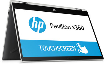 "HP Pavilion X360 14-CD0011NR - 14"" Touch, Intel i5 – 1.60GHz, 8GB RAM, 1TB HDD + 16GB Optane"